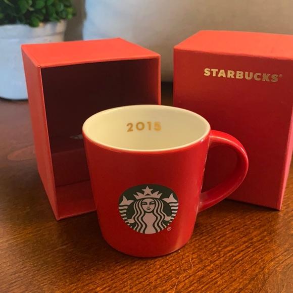 Starbucks 2015 expresso mug